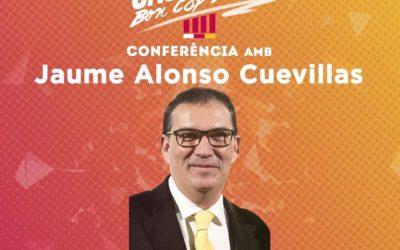 Conferència amb J.Alonso Cuevillas