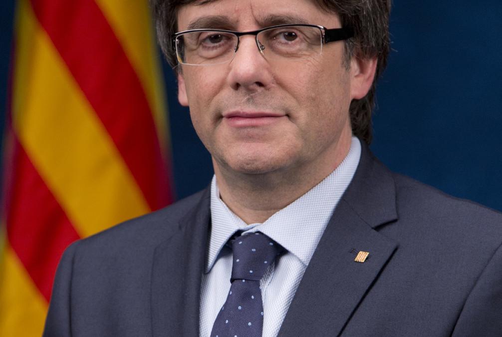 Puigdemont: l'home a abatre
